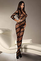 Эротический боди- комбинезон Livia Corsetti (Ливия Корсетти) Myranda, крупная сетка, фото 1