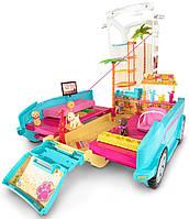 Раскладной фургон Барби для щенков Barbie Ultimate Puppy Mobile Toy