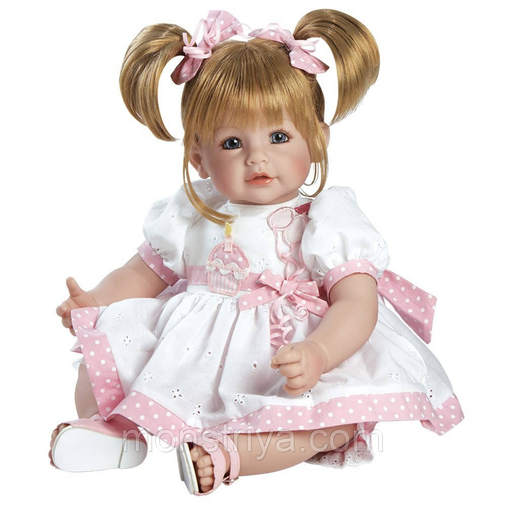 """Кукла Адора-Adora """"С Днем рождения"""""""