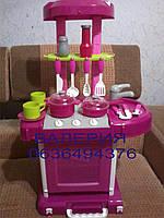 Игровой набор кухня - чемоданчик 008-58, фото 1