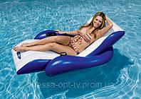  Intex 58868 Пляжное надувное кресло для воды