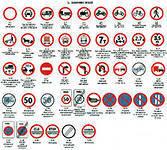 Знаки предупреждающие, запрещающие