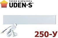 Обогреватель UDEN 250-У со шнуром и вилкой