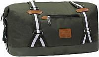 Дорожная сумка мало-среднего размера (Хаки)