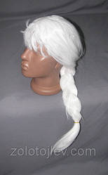 Парик коса Снегурочки