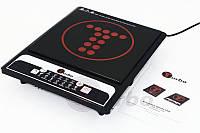 Качественная индукционная плита Turbo TV-2340W. Практичная и удобная в использовании плитка. Код: КДН1262