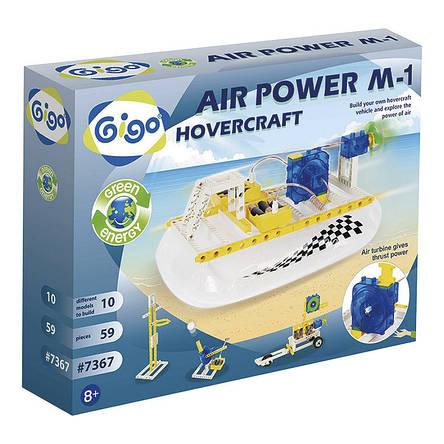 Конструктор «Gigo» (7367) Сила ветра, 59 элементов, фото 2