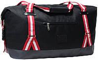 Дорожная сумка средне-большого размера (Черный)