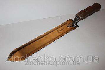 """Пчеловодный нож """"Jero"""" 280мм двухсторонний"""