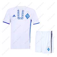 Футбольная форма ФК Динамо Киев основная, сезон 2016/17