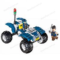 """Конструктор Brick """"Полицейский квадроцикл"""""""