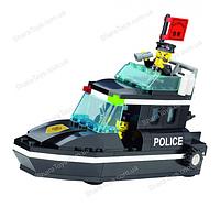 """Конструктор """"Brick"""" Полицейский катер"""