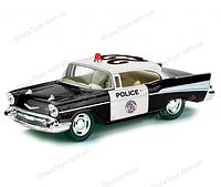"Ретро-машинка Kinsmart ""1957 Chevrolet Bel Air (Police)"""