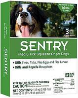 Sentry капли для собак более 30 кг, 1 пипетка