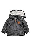 Детская куртка для мальчика. 12-18 месяцев, 1,5-2 года