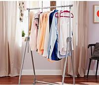 Стойки для одежды, напольные вешалки