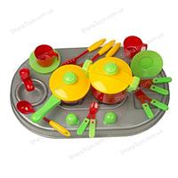 Мини кухня красная ТМ Kinderway