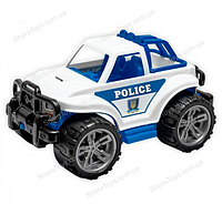 Игрушечный полицейский внедорожник