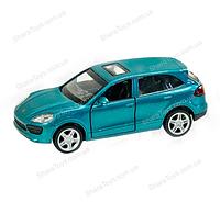 Модель машины Porsche Cayenne в масштабе 1:43 от Автопром