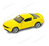 Масштабная модель машины FORD MUSTANG GT серии Автопром