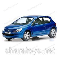 Машинка Kinsmart 2001 Peugeot 307 XSI