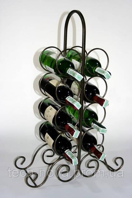 Как хранить бутылки с вином?