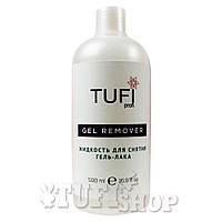 Tufi Profi - жидкость для снятия гель-лака, 500 мл