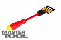 Mastertool Отвёртка крестовая PH2*125 диэлектрическая 1000В, Арт.: 47-0212