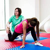 Индивидуальные занятия лечебной физкультурой для взрослых