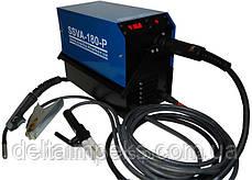 Зварювальний інвертор SSVA-180-P напівавтомат, фото 2