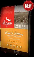 Сухой корм ORIJEN Cat&Kitten для кошек и котят 0,34 кг