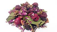 Фруктовый чай вишня 100 грамм (фруктовый витаминный травяной сбор)