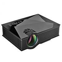 Проектор UNIC UC46 1200 люмен + WI FI. Высокое качество. Портативный проектор. Новая модель. Код: КДН1272