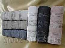 Комплект полотенец для лица Saheser Towel Exclusiv cotton 6шт: 50х90 Турция pr-h22