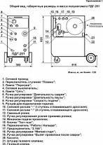 Полуавтомат сварочный ПДГ-251, СЭЛМА, фото 3