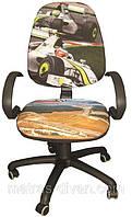 Кресло Поло 50/АМФ-5 Дизайн №2 Гонки.