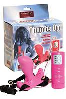 Клитерально-вагинальный стимулятор Dream Toys - Thumbs Up