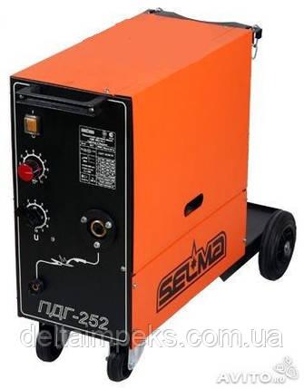 Полуавтомат сварочный ПДГ-252 СЭЛМА, фото 2