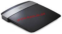 Linksys Маршрутизатор двухдиап. гигабитный WiFi N, 4p LAN 1G, 1p WAN 1G, 4 антенны (E2500)
