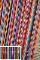 Шторы нитяные радуга (1000)