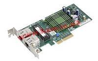 Сетевая карта Supermicro AOC-SG-i2 , Cost-effective Dual-port Gigabit Ethernet 10/ 100/ (AOC-SGP-I2)