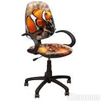 Кресло Поло 50/АМФ-5 Дизайн №6 Рыбка