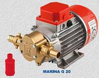 Шестеренчатый насос для масла, дт Marina 24V G-20 (24 В)