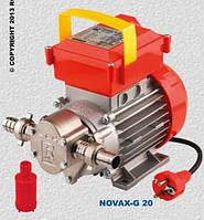 Шестеренчатый пищевой насос Rover Pompe Novax G-20 HP 0,6 (220 Вольт)