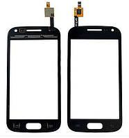 Сенсор (Touch screen) Samsung i8160 Galaxy Ace II черный