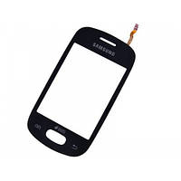 Сенсор (Touch screen) Samsung S5282/ S5280 черный