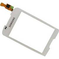 Сенсор (Touch screen) Samsung S5570 белый
