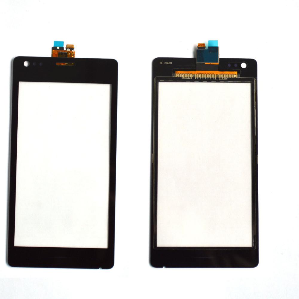 Сенсор (Touch screen) Sony C1905/ C1904/ C2004/ C2005 Xperia M чёрный