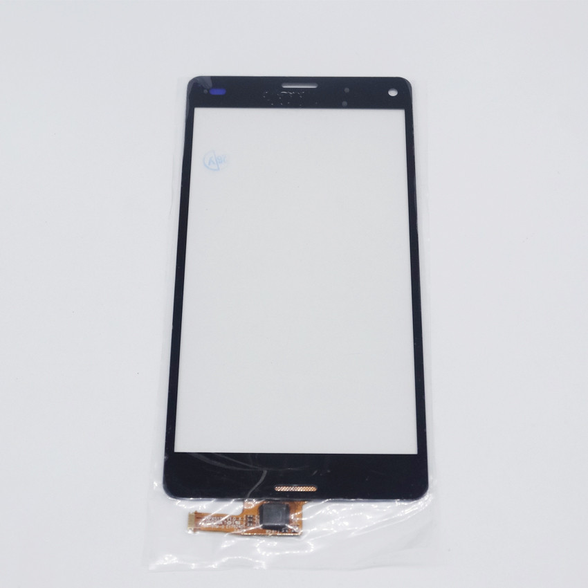 Сенсор (Touch screen) Sony D5803 Xperia Z3 Compact Mini чёрный