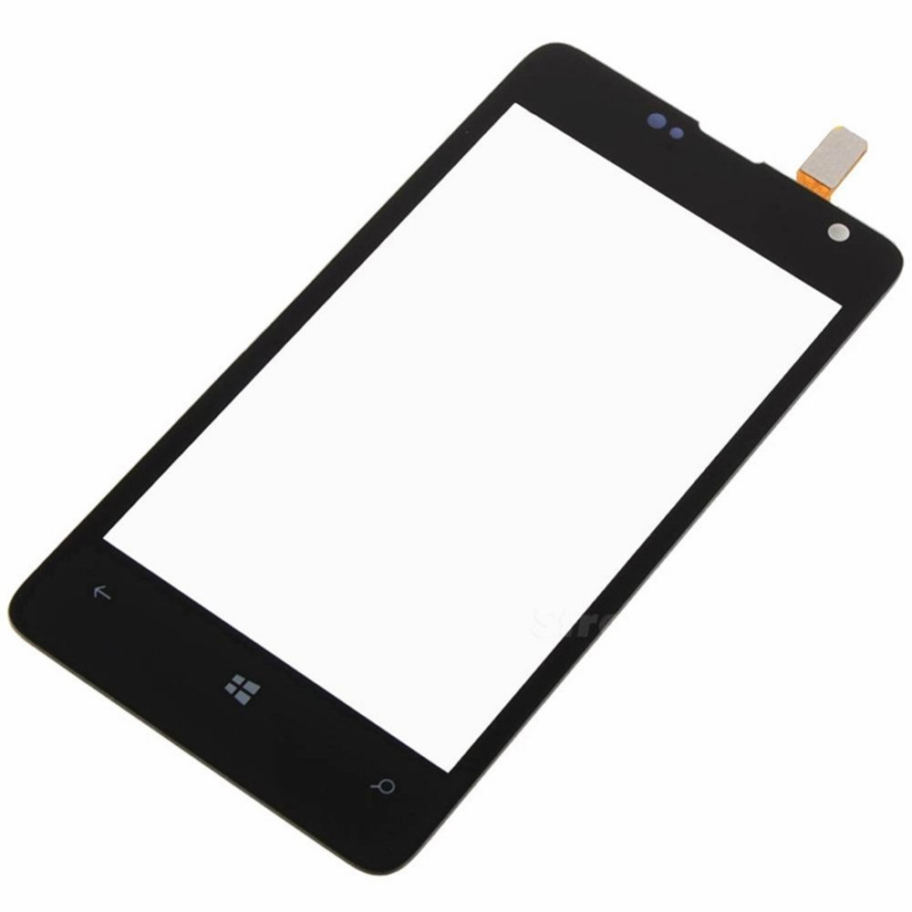 Сенсор (Touch screen) Microsoft 430 Lumia чёрный